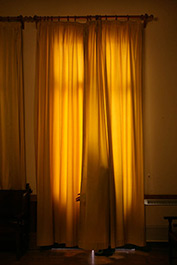 Yellow Curtain 3