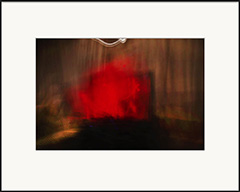 The Red Channel, from the series Le Rouge et le Noir