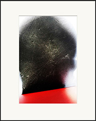 Red and Black-c, from the series Le Rouge et le Noir