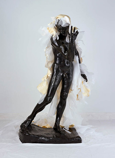 Unwrapping Rodin White 7