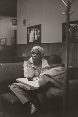 Lady and Child, Pittsburgh, Pennsylvania, from the August Wilson series
